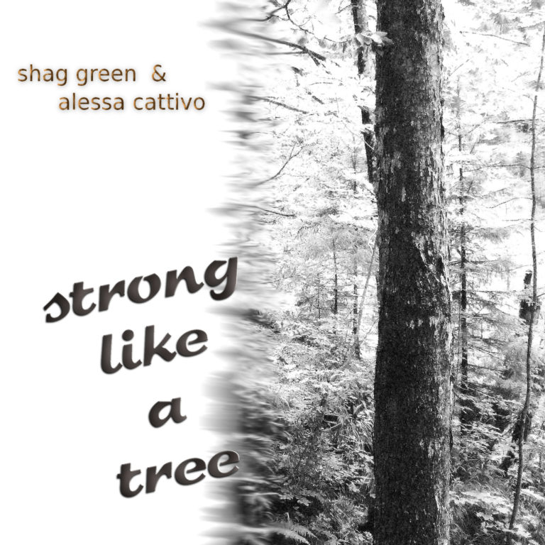strong like a tree Coverbild
